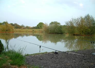 Crowgreen fishery pike fishing